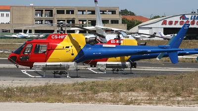 CS-HFZ - Eurocopter AS 350B3 Ecureuil - HTA Helicópteros
