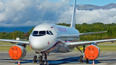RA-73025 - Airbus A319-115X(CJ) - Rossiya Airlines