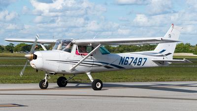N67487 - Cessna 152 - Private