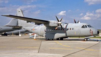 T.19B-09 - CASA CN-235M-100 - Spain - Air Force