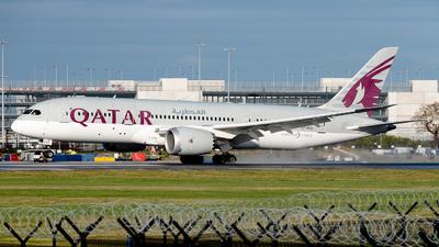 A7-BCG - Boeing 787-8 Dreamliner - Qatar Airways