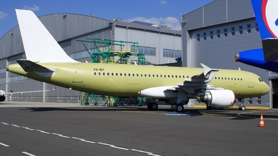 VQ-BIT - Airbus A320-214 - Untitled