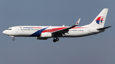 9M-MLM - Boeing 737-8H6 - Malaysia Airlines