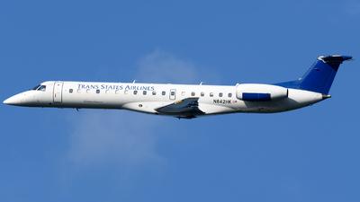 N842HK - Embraer ERJ-145LR - Trans States Airlines