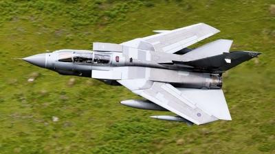 ZD749 - Panavia Tornado GR.4 - United Kingdom - Royal Air Force (RAF)