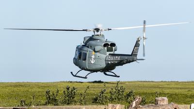 A-041 - Agusta-Bell AB-412HP - Uruguay - Navy