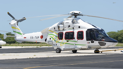 XA-TAP - Airbus Helicopters H175 - Transportes Aéreos Pegaso