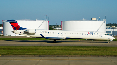 N834SK - Bombardier CRJ-900LR - Delta Connection (SkyWest Airlines)