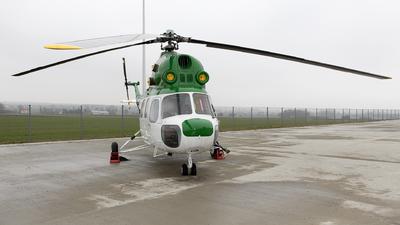 2130 - PZL-Swidnik Mi-2 Hoplite - Poland - Air Force