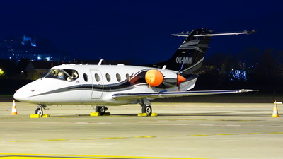 OK-BMM - Beechcraft 400A Beechjet - Private