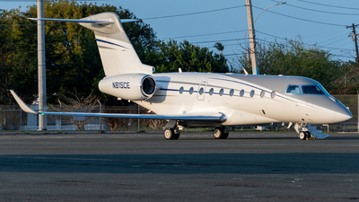N815CE - Gulfstream G280 - Private