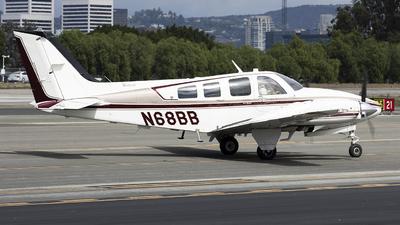 N68BB - Beechcraft 58P Baron - Private