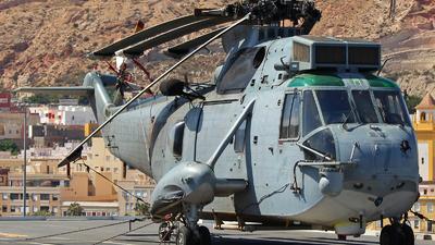 HS.9-07 - Sikorsky SH-3D Sea King - Spain - Navy