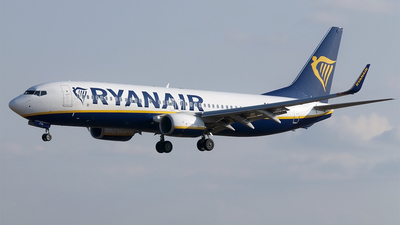 EI-FTC - Boeing 737-8AS - Ryanair