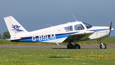 G-BSLM - Piper PA-28-160 Cherokee - Private