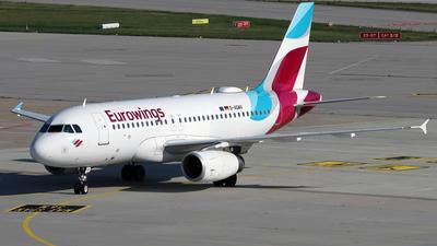 D-AGWV - Airbus A319-132 - Eurowings