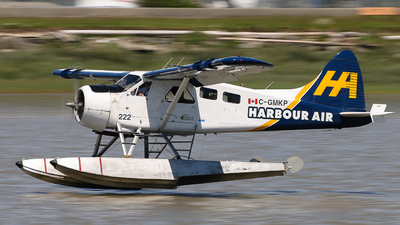 C-GMKP - De Havilland Canada DHC-2 Mk.I Beaver - Harbour Air