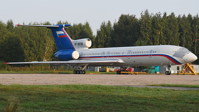 RF-85136 - Tupolev Tu-154M - Russia - Ministry of Interior