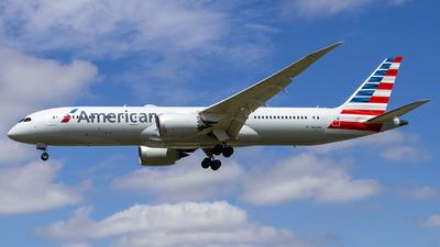 N829AN - Boeing 787-9 Dreamliner - American Airlines