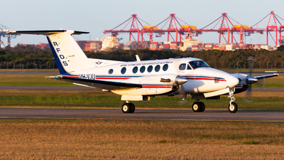 VH-VJU - Beechcraft B200 Super King Air - Royal Flying Doctor Service of Australia (Queensland Section)