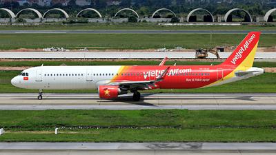 VN-A644 - Airbus A321-211 - VietJet Air