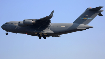 07-7177 - Boeing C-17A Globemaster III - United States - US Air Force (USAF)