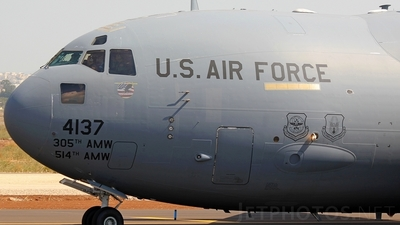 04-4137 - Boeing C-17A Globemaster III - United States - US Air Force (USAF)