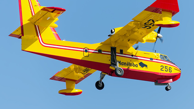 C-GMFZ - Canadair CL-415 - Canada - Government of Manitoba