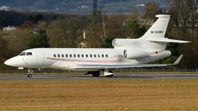 M-SCMG - Dassault Falcon 7X - Private