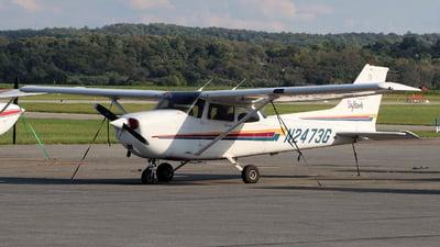A picture of N2473G - Cessna 172R Skyhawk - [17281019] - © wangruoyao