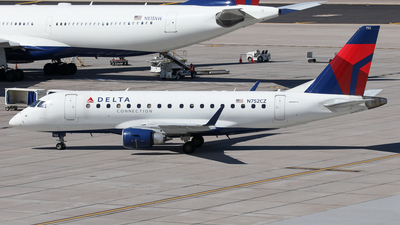 N752CZ - Embraer 170-100LR - Delta Connection (Compass Airlines)