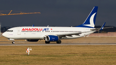 A picture of TCJFT - Boeing 7378F2 - Turkish Airlines - © th_planespotting