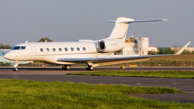 N898NC - Gulfstream G650ER - Private