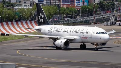 N524TA - Airbus A319-132 - Avianca