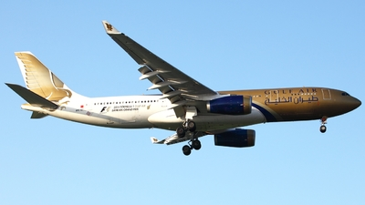 A9C-KC - Airbus A330-243 - Gulf Air