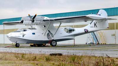 C-FUAW - Consolidated PBY-5A Catalina - Pacific Flying Boats