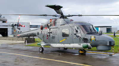 83-06 - Westland Super Lynx Mk.88A - Germany - Navy