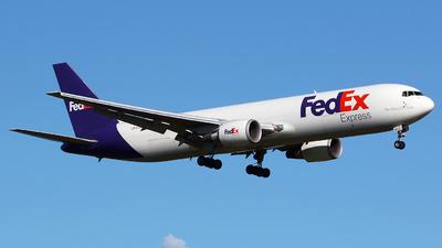 N130FE - Boeing 767-3S2F(ER) - FedEx