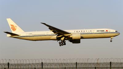 B-2037 - Boeing 777-39LER - Air China