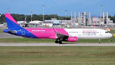 A picture of HALXZ - Airbus A321231 - Wizz Air - © Arianna Iori