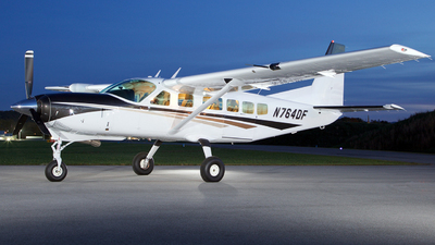 A picture of N764DF - Cessna 208 Caravan - [20800556] - © chris