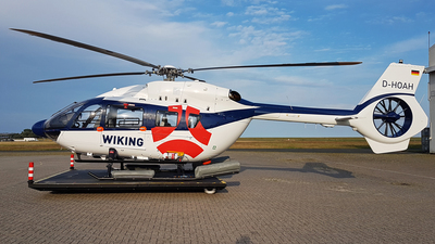 A picture of DHOAH - Airbus Helicopters H145 - Wiking Helikopter Service - © Christoph Meyer