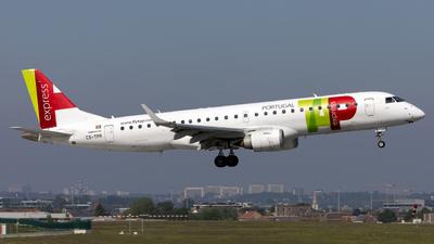 A picture of CSTPR - Embraer E190LR - TAP Express - © Kris Van Craenenbroeck
