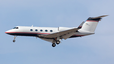 N111HC - Gulfstream G-III - Private