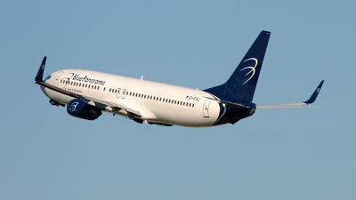 EI-FSJ - Boeing 737-86N - Blue Panorama Airlines