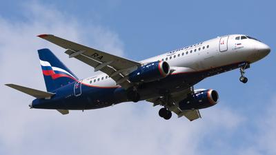RA-89042 - Sukhoi Superjet 100-95B - Aeroflot