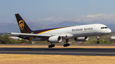 N470UP - Boeing 757-24A(PF) - United Parcel Service (UPS)