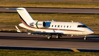 N212QS - Bombardier CL-600-2B16 Challenger 650 - NetJets Aviation