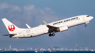 JA316J - Boeing 737-846 - Japan Airlines (JAL)