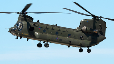 ZH891 - Boeing Chinook HC.6 - United Kingdom - Royal Air Force (RAF)